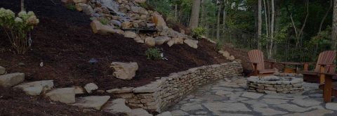 Landscaping Retaining Walls & Outdoor Living Spaces